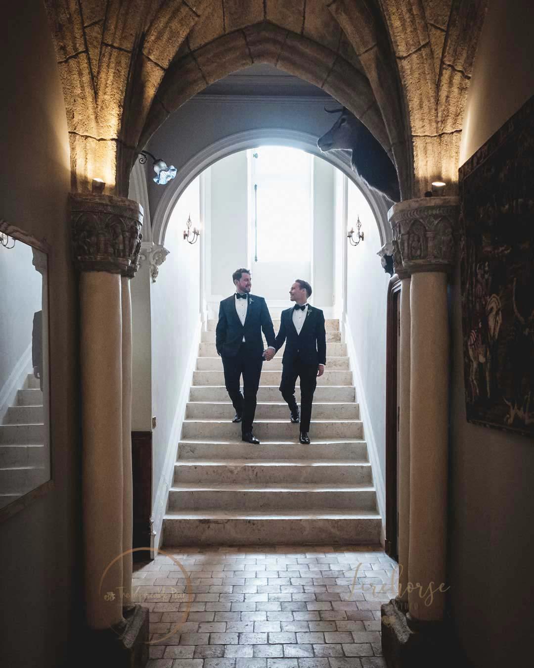Chateau Du Lisse French Wedding Venue