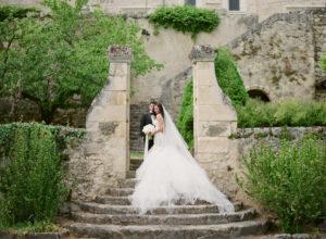 Nissa Nick fairy tale wedding the impeccable pear