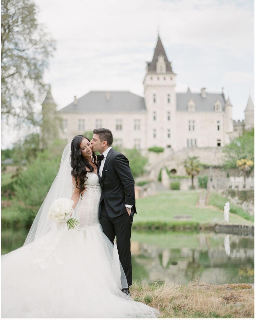 Nissa and Nick's Fairy Tale Wedding
