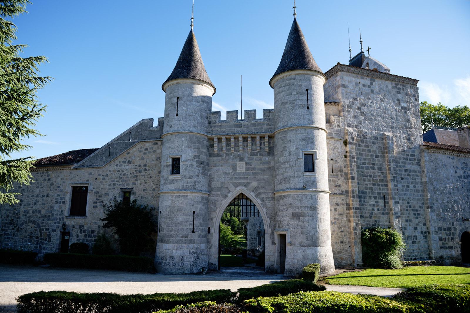chateau de lisse