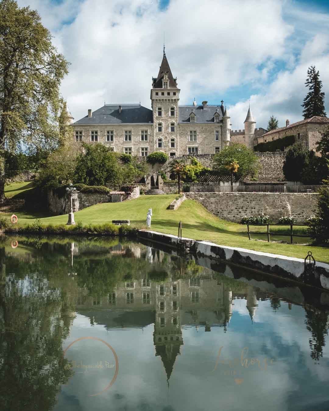 wedding venues in france - chateau de lisse