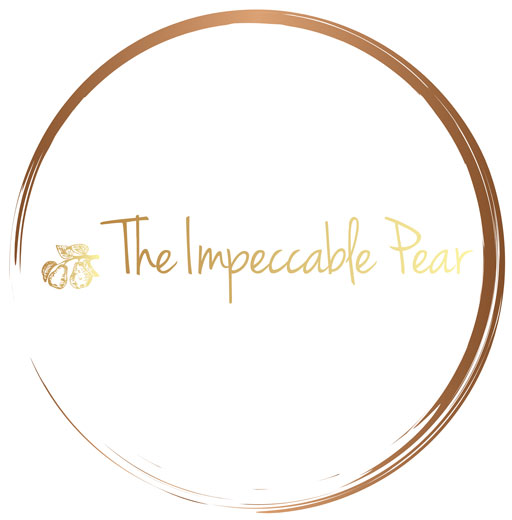 the-impeccable-pear-logo-circle
